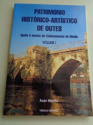 Patrimonio histórico-artístico de Outes. Apoio ó ensino do Coñecemento do Medio - Ver los detalles del producto