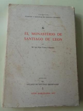 El monasterio de Santiago de León - Ver os detalles do produto
