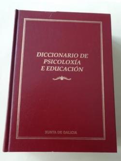 Ver os detalles de:  Diccionario de Psicoloxía e Educación