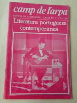 Ver os detalles de:  Camp de l´arpa. Revista de literatura. Extra nº 1. Junio 1981: Literatura portuguesa contemporánea