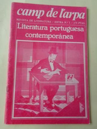 Camp de l´arpa. Revista de literatura. Extra nº 1. Junio 1981: Literatura portuguesa contemporánea - Ver los detalles del producto