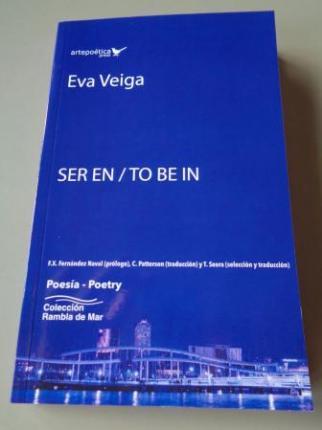Ser en / To be in (Edición trilingüe: galego-español-english) - Ver los detalles del producto