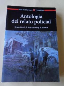Ver os detalles de:  Antología del relato policial