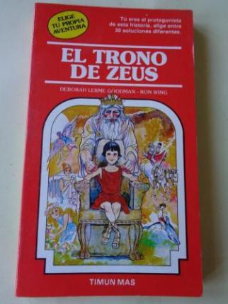 El trono de Zeus. Elige tu propia aventura, nº 29 - Ver los detalles del producto