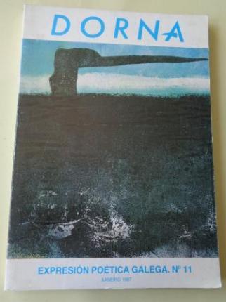 DORNA. REVISTA DE EXPRESIÓN POÉTICA GALEGA. Nº 11. Xaneiro 1987 - Ver los detalles del producto
