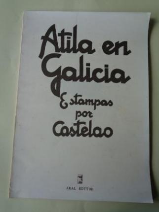 Atila en Galicia - Ver os detalles do produto