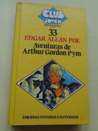Aventuras de Arthur Gordon Pym - Ver os detalles do produto