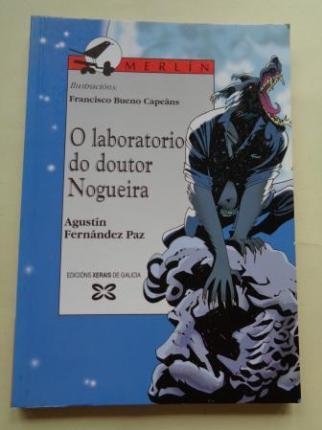 O laboratorio do doutor Nogueira - Ver os detalles do produto