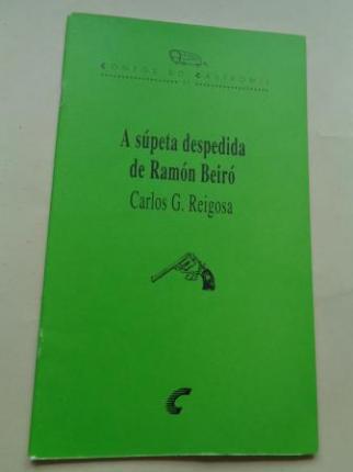 A súpeta despedida de Ramón Beiró - Ver os detalles do produto