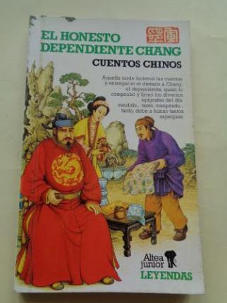 El honesto dependiente Chang. Cuentos chinos - Ver os detalles do produto