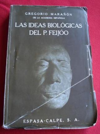 Las ideas biológicas del P. Feijóo - Ver os detalles do produto