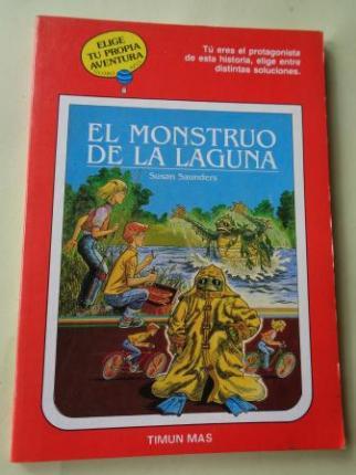 El monstruo de la laguna. Elige tu propia aventura, Globo Azul, nº 5 - Ver os detalles do produto