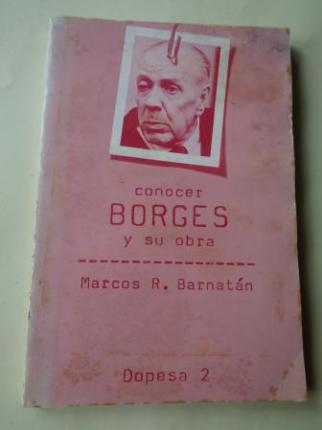 Conocer Borges y su obra - Ver os detalles do produto