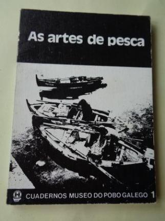 As artes da pesca. Cuadernos Museo do Pobo Galego, nº 1 - Ver os detalles do produto