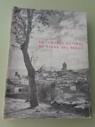 La comarca natural de Viana del Bollo - Ver os detalles do produto