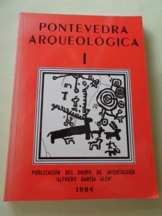 PONTEVEDRA ARQUEOLÓGICA I. Publicación del grupo de Arqueología `Alfredo García Alén´. 1984 - Ver os detalles do produto
