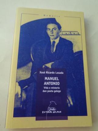 Manuel Antonio. Vida e misterio dun poeta galego - Ver os detalles do produto