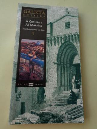 Galicia enteira (nº 7): A Coruña e As Mariñas - Ver os detalles do produto