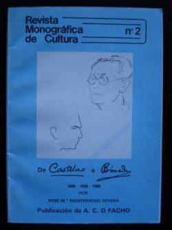 Ver os detalles de:  Revista Monográfica de Cultura, nº 2