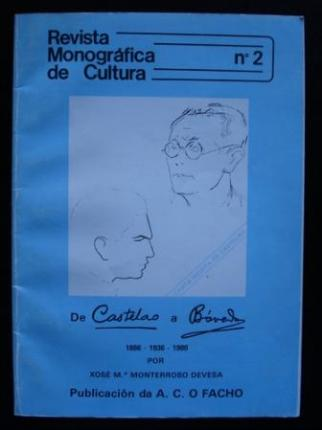 Revista Monográfica de Cultura, nº 2 - Ver os detalles do produto