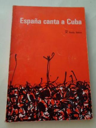 España canta a Cuba - Ver os detalles do produto