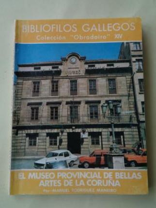 El Museo Provincial de Bellas Artes de La Coruña - Ver os detalles do produto