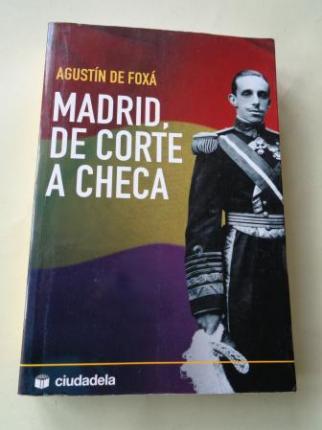 Madrid, de corte a checa - Ver os detalles do produto