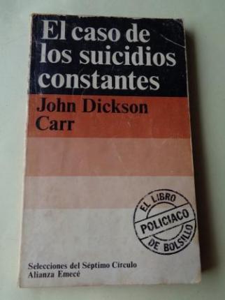 El caso de los suicidios constantes - Ver os detalles do produto