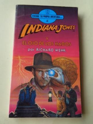 Indiana Jones y El Ojo de los hados. Escoge tu propia aventura, nº 4 - Ver os detalles do produto