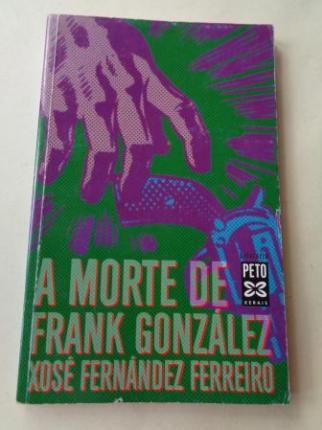 A morte de Frank González - Ver os detalles do produto