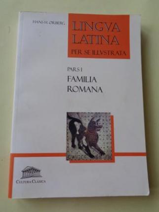 LINGUA LATINA PER SE ILLUSTRATA. PARS I: FAMILIA ROMANA - Ver os detalles do produto