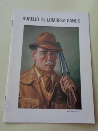 AURELIO LOMBERA PANDO. Catálogo exposición, A Coruña, 1983 - Ver os detalles do produto