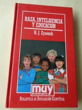 Raza, inteligencia y educación - Ver os detalles do produto