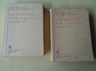 Gramática portuguesa. 2 tomos (Texto en castellano) - Ver os detalles do produto