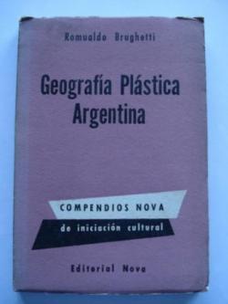 Ver os detalles de:  Geografía Plástica Argentina