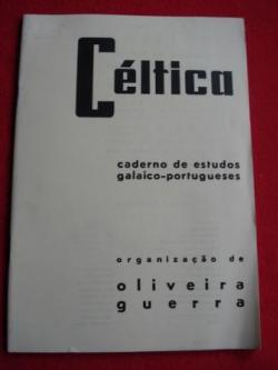 Ver os detalles de:  Céltica. Caderno de estudos galaico-portugueses, nº 1