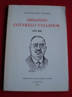 Ver os detalles de:  Armando Cotarelo Valledor (1879-1950)