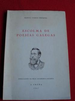 Ver os detalles de:  Escolma de poesías galegas