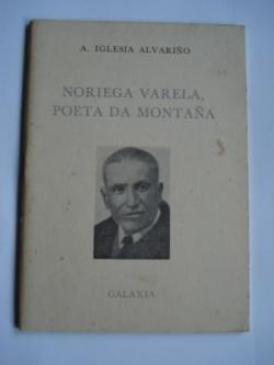 Ver os detalles de:  Noriega Varela, poeta da montaña