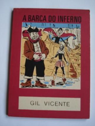 A barca do inferno (Tradución, limiar e notas de Xosé Landeira Yrago). Colección O moucho, nº 18 - Ver os detalles do produto