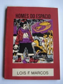 Ver os detalles de:  Homes do espacio. Colección O moucho, nº 48