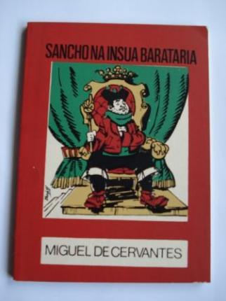 Sancho na Insua Barataria. Colección O moucho, nº 54 - Ver os detalles do produto