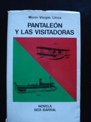Pantaleón y las visitadoras - Ver os detalles do produto