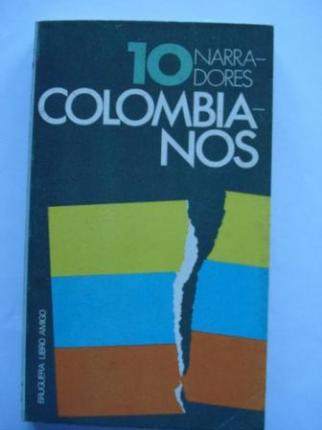 10 narradores colombianos - Ver os detalles do produto