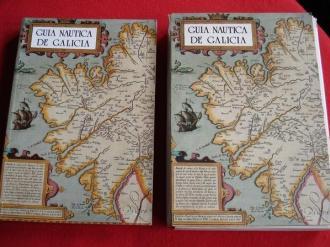 Guía náutica de Galicia. LIBRO + ESTOXO COAS CARTAS NAÚTICAS DE GALICIA. Texto en español - Ver os detalles do produto