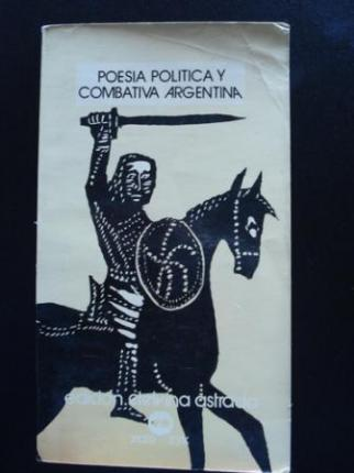 Poesía política y combativa argentina - Ver os detalles do produto
