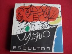 Ver os detalles de:  Miró escultor
