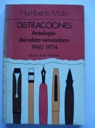 Distracciones. Antología del relato venezolano. 1960-1974 - Ver os detalles do produto