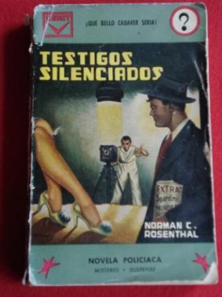 Testigos silenciados - Ver os detalles do produto