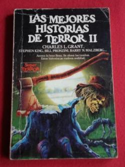 Ver os detalles de:  La mejores historias de terror II